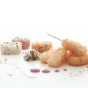 Crispy Stick Tartare Mix