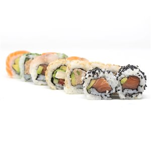 Uramaki classici - Mix Medium