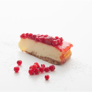 Red Cheesecake