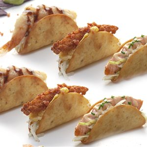Tacos Crunchy Selection