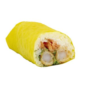 Yellow Burrito