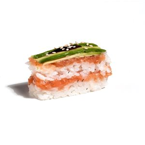 Oshi Avocado & Salmon